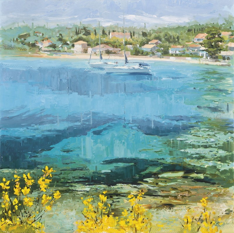 Johnny Morant , Clear water